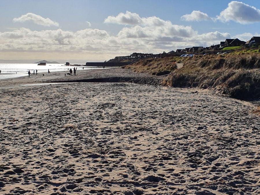 Esplanade, Kirkcaldy Coastal Assessment